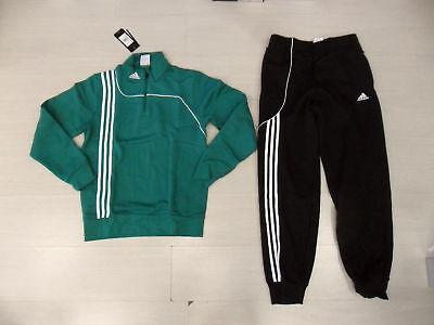 1671 Mis.9 Adidas Tuta Felpata Sweat Sere11 Tracksuit Cotone Rinfrescante E Arricchente La Saliva