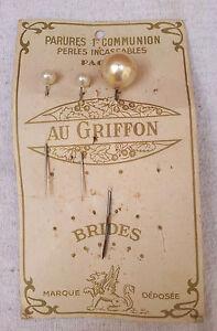 Ordonné Anciennes Aiguilles à Chapeaux, Ancien Bijoux, Vieux Métier