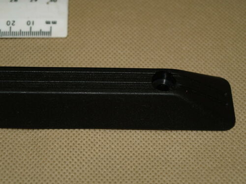 Case Sac à Roulettes Base Rail Remplacer Réparation Bagages Roue Protecteurs Rivets 49.5 cm