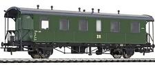 """Liliput L334016 BARGAIN TO CLEAR"""" H0 2nd Passenger Coach DR Epoch III Green T48P"""