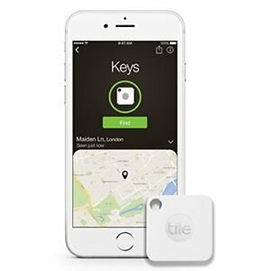 Gps Phone Locator >> Details About Tracking Cell Phone Gps Tracker Key Chain Bluetooth Tile Device Locator Finder