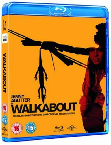 1 of 1 - Walkabout [Blu-ray]