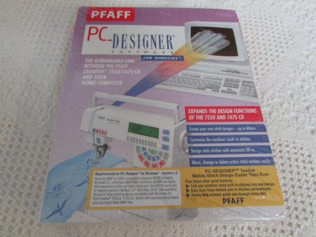 Pfaff creative 7550 owner's handbook manual volume 1: amazon. Com.