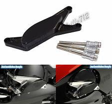 Nero Motore Copertura Statore Slider Protezione Per 2006-2011 SUZUKI GSR 400 600