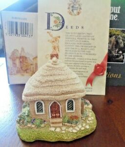 LILLIPUT-LANE-413-ROBINS-GATE-STAFFORDSHIRE-ENGLAND-WITH-BOX-amp-DEEDS