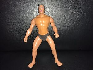 TRENDMASTERS-1995-TOY-TARZAN-LORD-OF-THE-JUNGLE-ACTION-FIGURE-THE-HUNTER