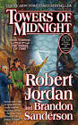 Towers of Midnight by Professor of Theatre Studies and Head of the School of Theatre Studies Robert Jordan, Brandon Sanderson (Paperback / softback)