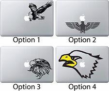 American Eagle Sticker Apple Mac Book Air/Pro Dell Laptop Decal USA Soaring