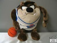 Tazmanian taz Devil Space Jam Doll Plush Looney Tunes Applause