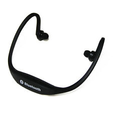 Sport Oreillette Bluetooth Sans Fil Casque Écouteurs for iPhone Samsung BK Pop