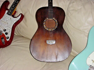vintage maybell tenor guitar martin strings gold grover tuners 1920s slingerland ebay. Black Bedroom Furniture Sets. Home Design Ideas