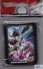 Mega Mewtwo X & Y POKEMON TCG DECK PROTECTOR CARD SLEEVES