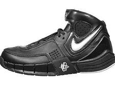2006 Nike Air Huarach Elite Tb Nero/Bianco-Nero-Chrome Scarpe 314183-010 sz 11.5