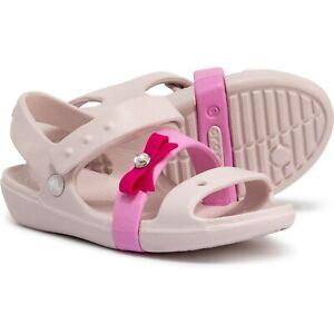 Crocs Kids Keeley Charm Sandal Casual