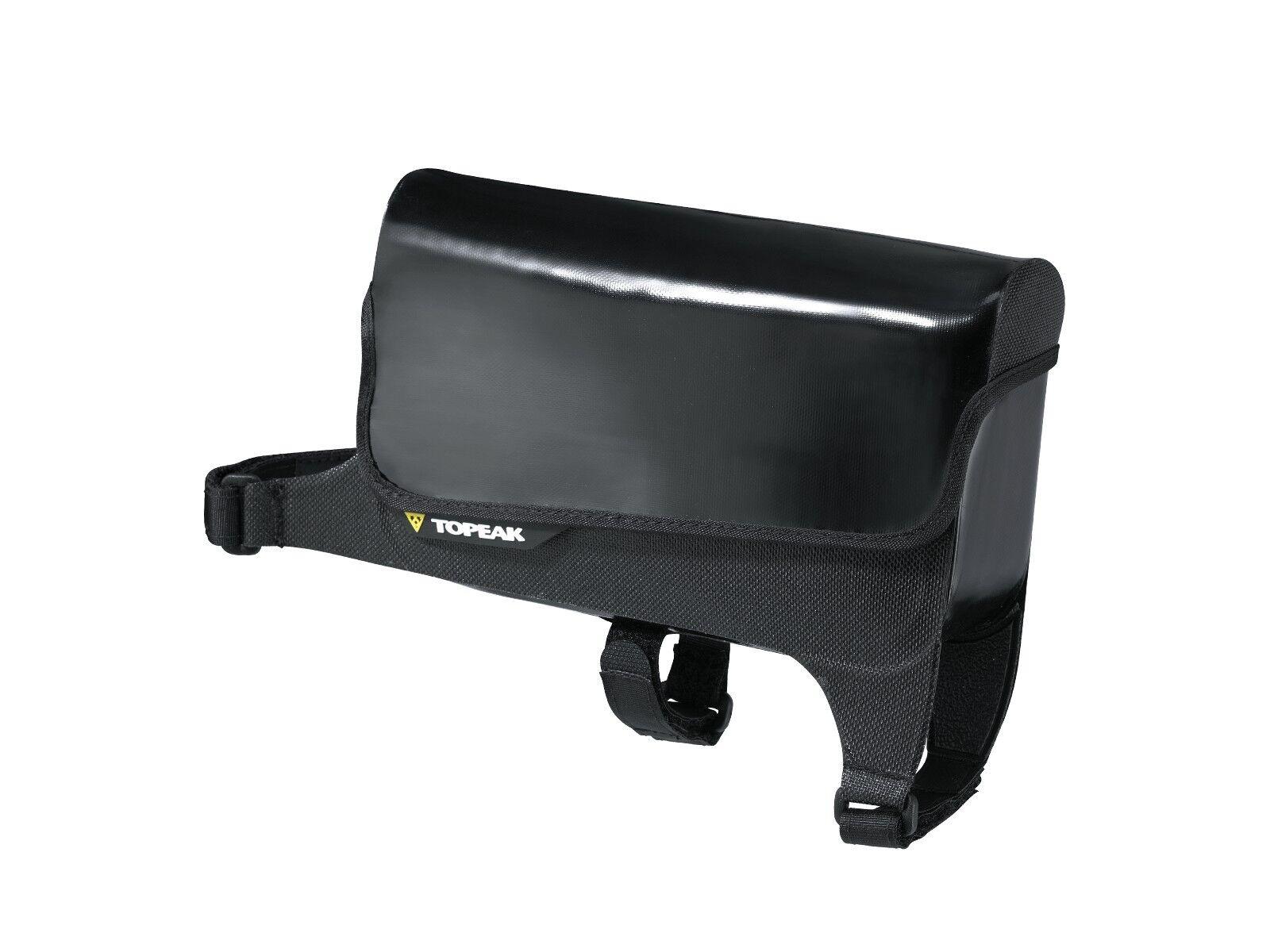 Topeak TC9852B Tri DryBag   Bike Bicycle Cycling Waterproof Top Tube Bag Pannier
