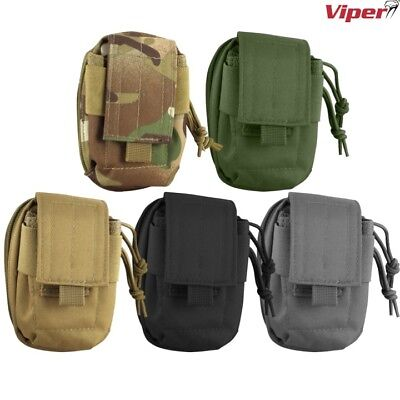 Military Style Viper P90 Magazine Pouch Modular Green Airsoft Army