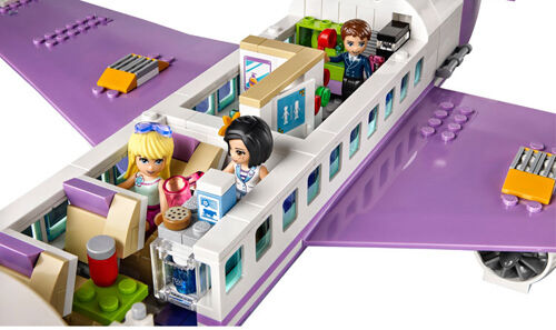 LEGO Friends 41109 Heartlake City Airport Airport Airport Set New In Box Sealed da4130