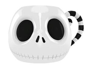 Boxed Mug Ceramic Gift Box - Nightmare Before Christmas (Jack Head) 3D Sculpted