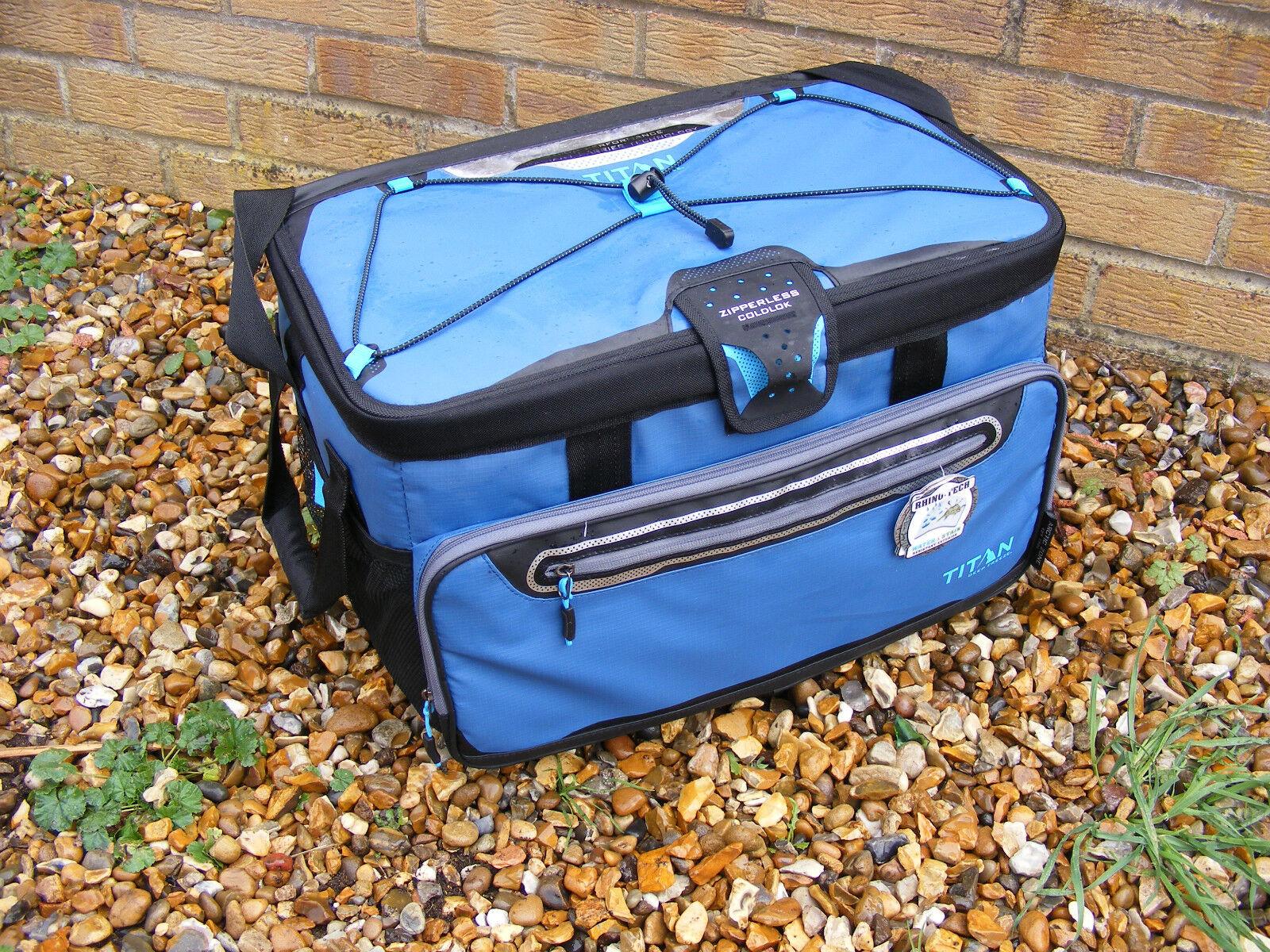 blu ARCTIC ZONE TITAN Stallo zipperless 48 può Cool Rhino-Tech Cooler Cool può borsa a7fdda