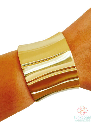 Bracelet jonc pour dissimuler Fitbit Flex ou FLEX 2 Ne ratez jamais une étape dans le style!