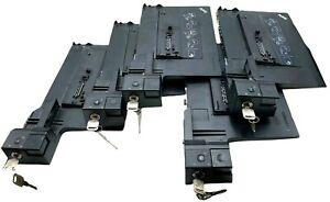 (LOT OF 5) Lenovo 4337 ThinkPad Mini Dock Series 3 75Y5734 - w/ KEYS + WARRANTY!