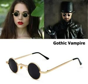 d4162c30afd54 Image is loading New-Celebrity-Gothic-Vampire-Style-SteamPunk-Rock- Sunglasses-