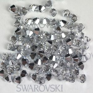 258354640 Image is loading Swarovski-Crystal-5328-5301-3mm-Xilion-Bicone-Beads-