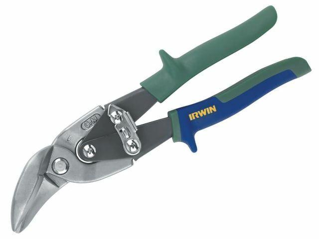 IRWIN - Cisaille décalée 20SR, main droite, 225 mm