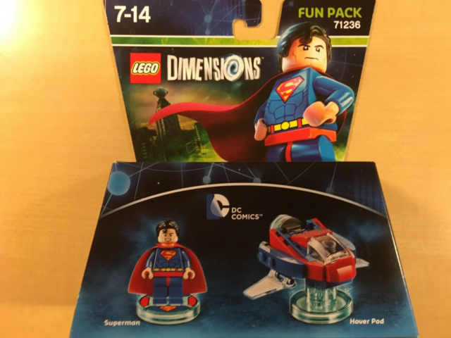 Lego andet, 71236, Lego Dimensions Superman  Mobile Pay…