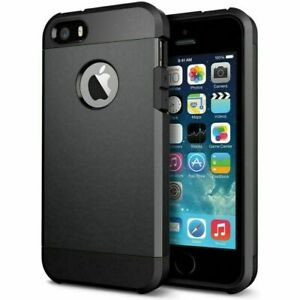 Hybrid-Armour-Case-iPhone-12-11-X-XS-MAX-XR-7-8-6-6S-Plus-5S-SE-Back-Cover