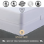 Bed-Bug-Dust-Mite-Allergy-Waterproof-Mattress-Protector-amp-Cover-Single-Size thumbnail 1