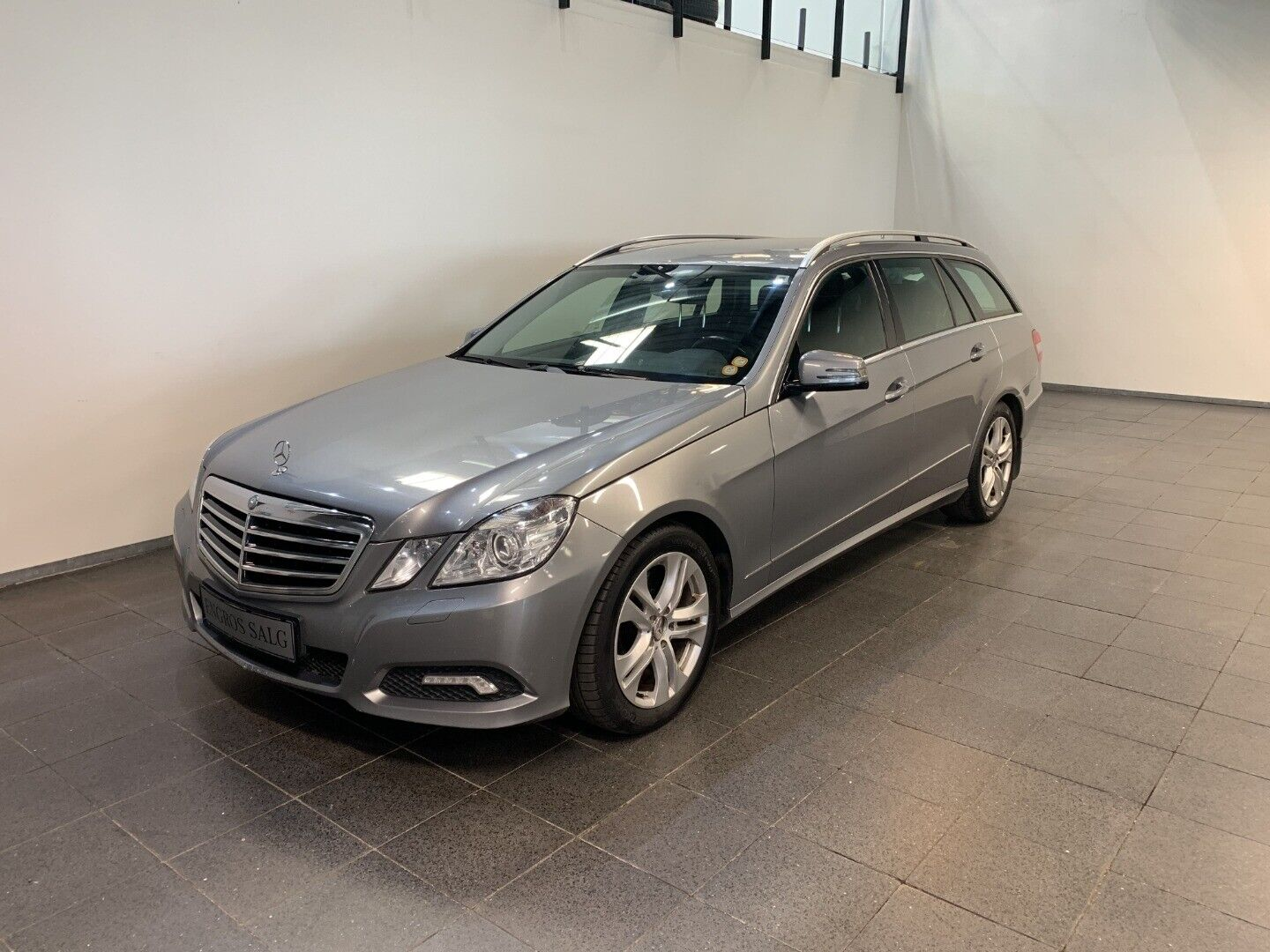 Mercedes-Benz E350 3,0 CDi Avantgarde stc. aut. BE