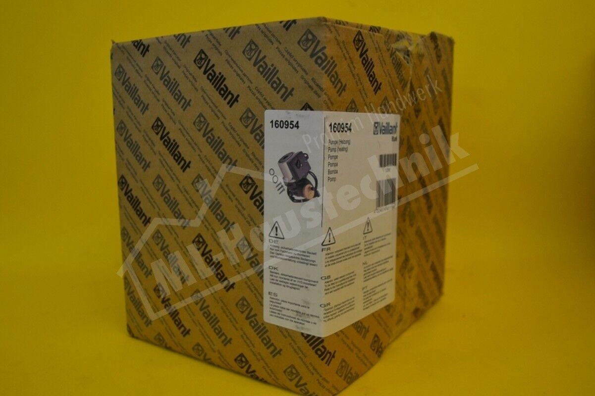 Vaillant Pumpe 160954 Hersteller Hersteller Hersteller Nummer Ersatzteil Umwälzpumpe 1851ec