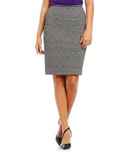 5adbeb79af Image is loading Calvin-Klein-Women-s-Straight-Skirt