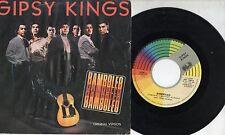 GIPSY KING disco 45 g STAMPA ITALIANA Bamboleo 1988