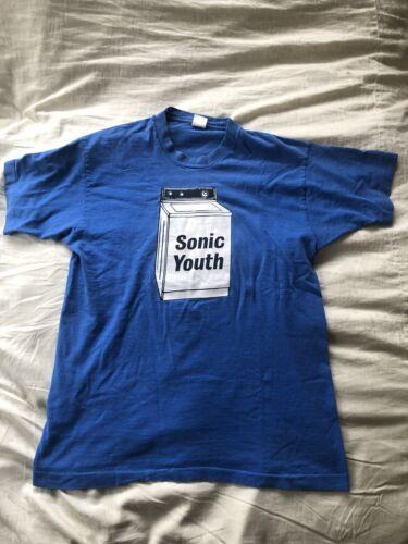 Sonic Youth washing machine shirt