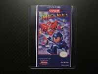 Mega Man 5 Megaman 5 Nes Replacement Game Label Sticker Precut