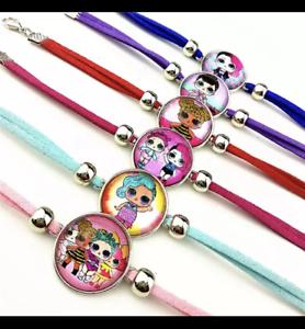 Lol Dolls Bracelet 6 colours stocking filler