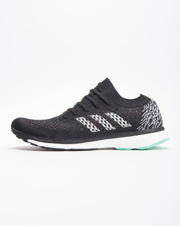 Mens Adidas Adizero Prime LTD Core Black White Grey CP8922
