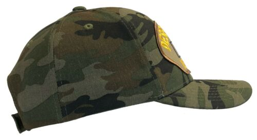 Desert Storm Veteran Ball Cap *MULTIPLE COLORS* Southwest Asia Service Medal Hat