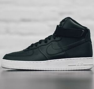 classic fit good selling newest collection Details about Nike Air Force One 1 High 07 Sneaker Men's Lifestyle Shoes  Black/White