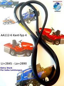 Nr. 132 Keilriemen AA112 , Yardpro , Sentor Nürburgring