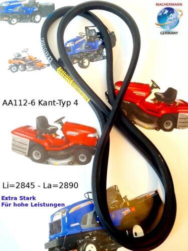 Nr 917.277121 132 Keilriemen AA112 AYP 169 178 Craftsman 917.259151