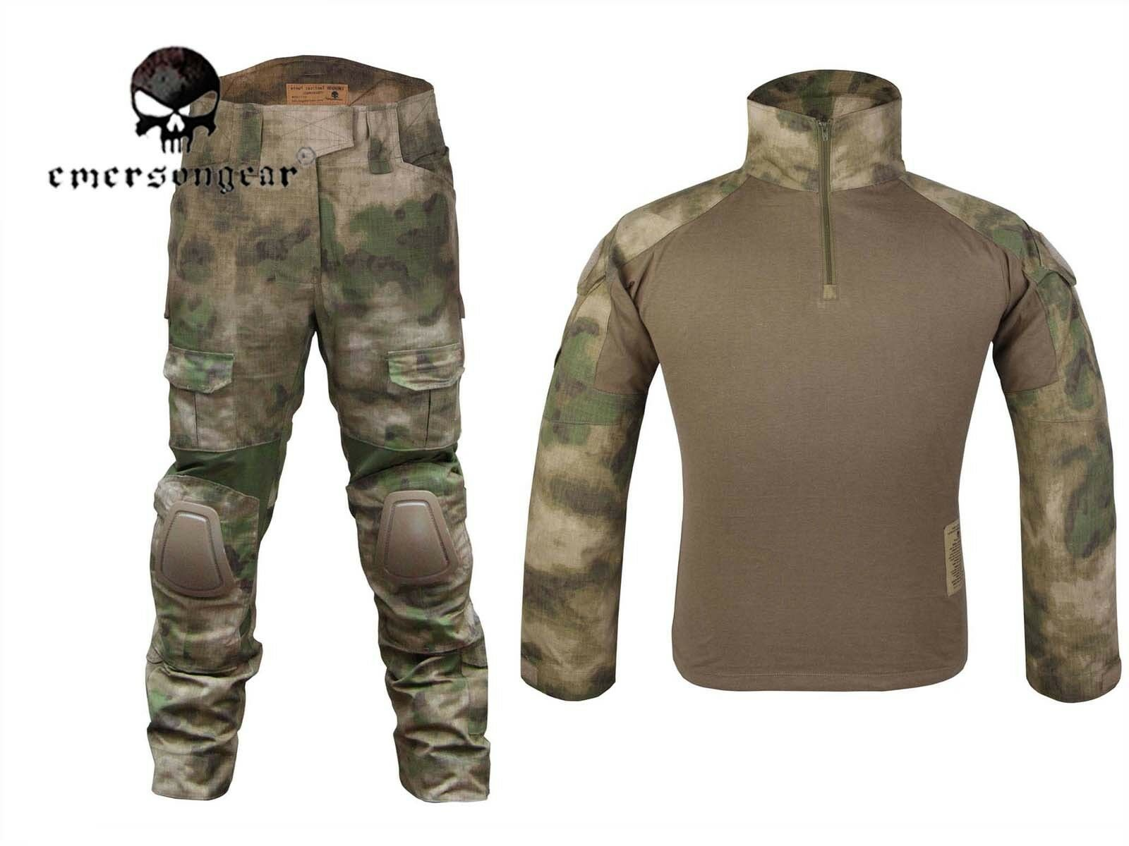 Emerson Gen2 Cype Style Combat Uniform  Tactical Hunting Uniform bdu AT-FG  low price