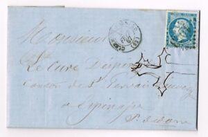 ANCIENNE-LETTRE-1867-CURE-ESPINASSE-63-SAINT-GERVAIS-D-039-AUVERGNE