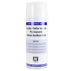 Barniz Acrilico mate Acrylic Matt Varnish 400 ml. Vallejo Ref.28531