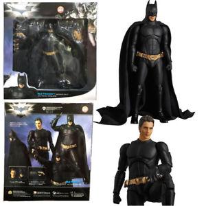 Mafex-NO-049-DC-Batman-The-Dark-Knight-Begins-Suit-Action-Figures-Medicom-KO-Toy