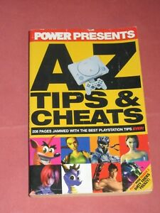 AZ Tips & TRICHEURS Strategy Guide playstation BUST-A-MOVE 3 Grand Theft Auto 2 GTA