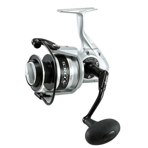 Okuma Fishing Z-65S Azores Spinning Reel [65, 5.4 14 Gear Ratio, 6bb + 1rb
