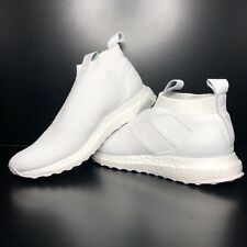on sale 7fb85 79cce Adidas ULTRA BOOST ACE 16+ Ultraboost Triple White Shoe AC7750 Men Size 6.5  New